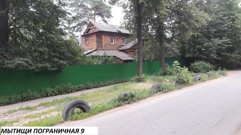 Продаётся 4-комнатная квартира в деревянном доме. - Фото 1
