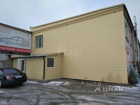 Аренда склада, Омск, Ул. 10 лет Октября - Фото 1