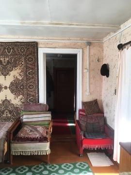 Продаётся хороший бревенчатый дом на одной из центральных улиц - Фото 3