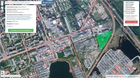 Земля 198 соток в районе ул Железнодорожная/Южная (проезд . - Фото 1
