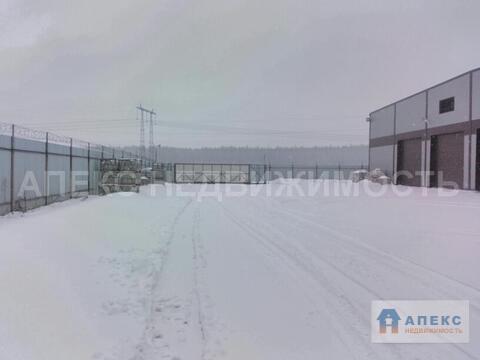 Аренда помещения пл. 1700 м2 под склад, площадку Видное Каширское . - Фото 3