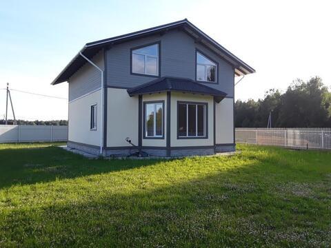 Продаётся новый, надёжный и теплый дом из бруса для круглогодичного п - Фото 2