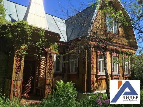 Дом 120 кв.м, в Павлово-Посадском районе - Фото 1