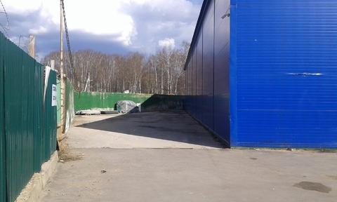 Сдается ! Открытая площадка 250 кв.м бетон, Закрытая территория, охрана - Фото 3
