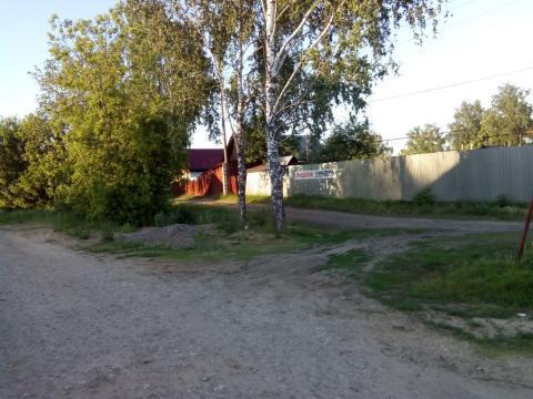 Земельный участок в Нижегородской области - Фото 1