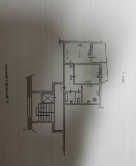 Продается 2-х комн. квартира на ул.Пр.Строителей 51 - Фото 2