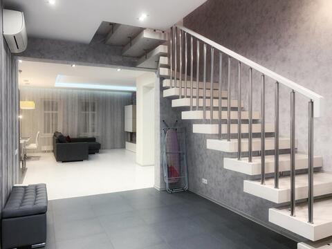 Сдаю 3-комнатную, двухуровневую квартиру , ул.Баумана ,36 - Фото 3