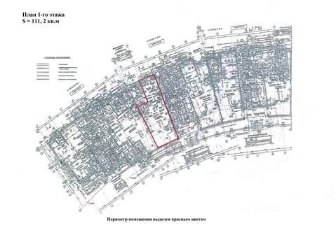 Аренда торговой площади 111.2 м2 - Фото 5