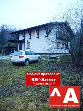 Продажа роскошного дома в д.Натальинка - Фото 1