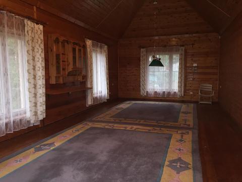 Продается участок в сосновом бору с баней 226 кв.м. на 1линии р. Волга - Фото 4