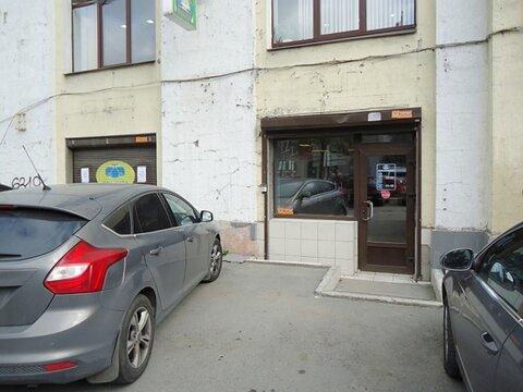 Помещение под торговлю, 98м2 на первой линии пр. Энгельса, 1этаж - Фото 2