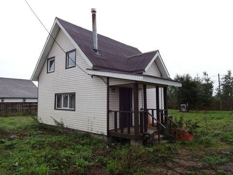 Дом для рабочих, в д. Большое Руддилово (котельский).  Размещение до . - Фото 1