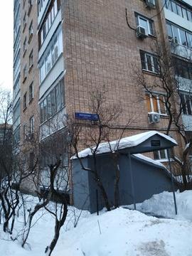 Продам 1-к квартиру, Москва г, Песчаная улица 15 - Фото 1