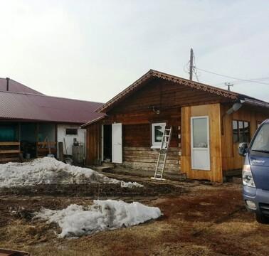 Продается 2 дома на одном участке в п. Урик - Фото 1