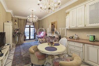 Продажа квартиры, м. Третьяковская, Улица Малая Полянка - Фото 1