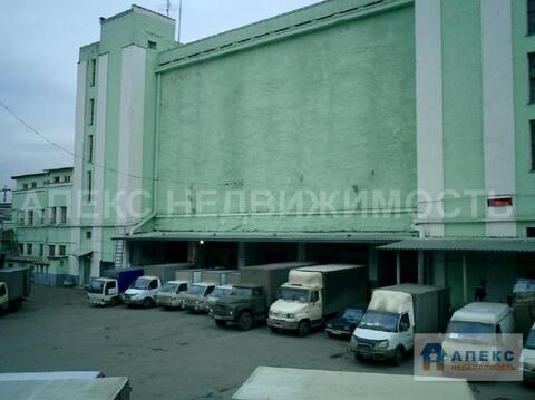 Продажа склада пл. 16435 м2 м. Электрозаводская в складском комплексе . - Фото 1