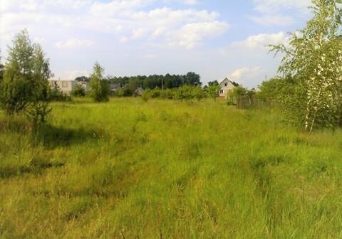 Участок 16 соток д. Рогачево, 70 км. от МКАД Киевское шоссе