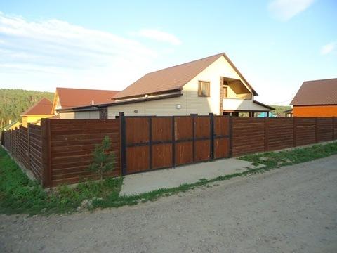 Коттедж, Иркутский район, пос.Малая Топка - Фото 2