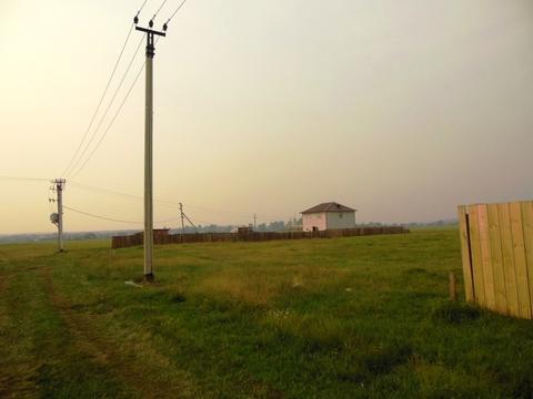Продам земельный участок в п. Урик, ул. Китойская - Фото 4