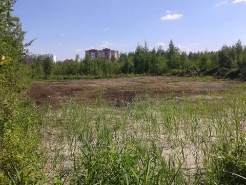 Участок 12 соток, ИЖС, земли населённых пунктов в Павлово-Посадском р - Фото 1