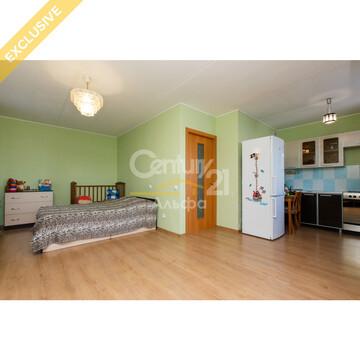 Продажа 1-к квартиры на 3/5 этаже на Скандинавском пр, д. 4 - Фото 1