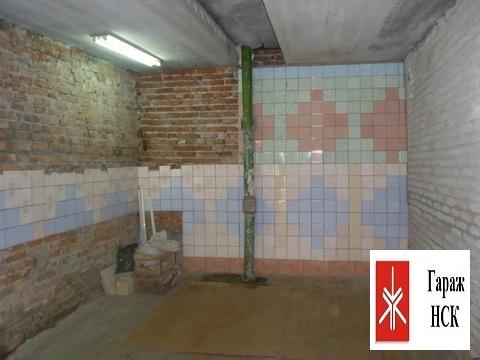 Продам капитальный гараж. ГСК Строитель № 301, Щ Академгородка - Фото 3