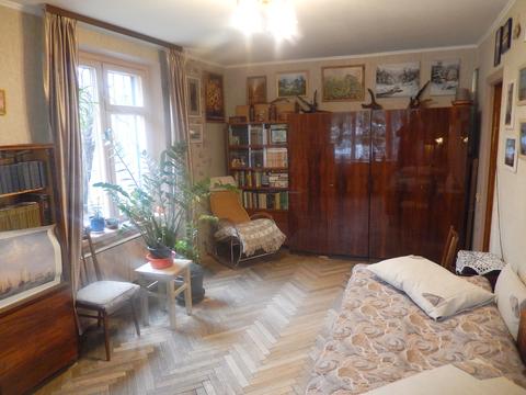 Двухкомнатная Квартира Москва, улица Большая Черемушкинская, д.10, . - Фото 5