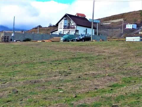 Продам видовой участок 15 сот. ИЖС г. Алушта, с. Лучистое 6 км от моря - Фото 5