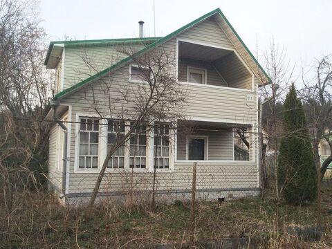 Уютная дача площадью 70 кв.м рядом с лесом, готовая к . - Фото 1