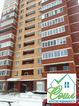 1-комнатная квартира 44 м2 ул. Вишневая Чехов - Фото 2