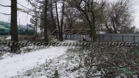 Минское ш. 5 км от МКАД, Баковка, Участок 18 сот. - Фото 1