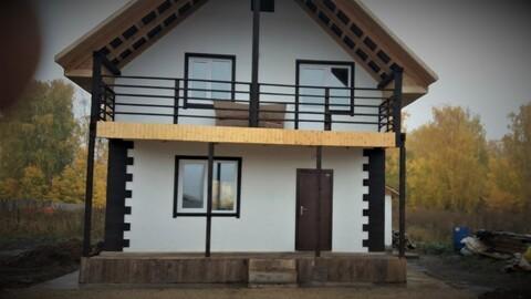 Продам коттедж п.Элита , Емельяновский район, 110кв.м. - Фото 1