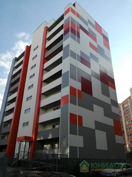 1 комнатная квартира в новом доме, пр. Солнечный - Фото 1