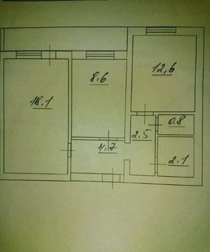 2 комнатная квартира на Одесской - Фото 4