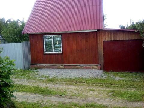 Садовый участок с домом - Фото 3