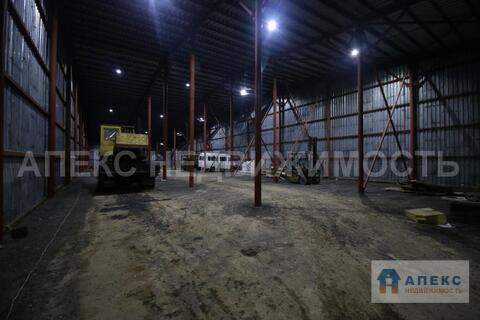 Аренда помещения пл. 1250 м2 под склад, офис и склад Обухово . - Фото 3