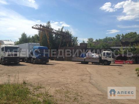 Продажа земельного участка пл. 2 га м. Автозаводская в складском . - Фото 5