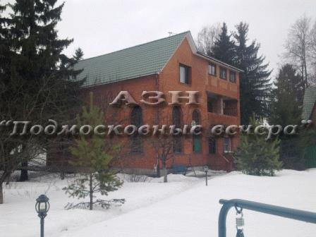 Ленинградское ш. 21 км от МКАД, Мышецкое, Коттедж 400 кв. м - Фото 1