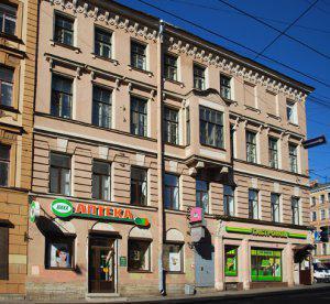 Квартира в Центре Петербурга у м. Сенная. 136 кв.м. - Фото 3