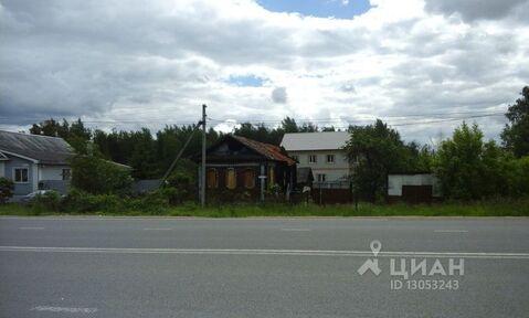 Продажа участка, Фанерник, Костромской район, Ул. Центральная - Фото 1