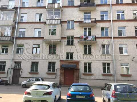 Продажа квартиры, м. Елизаровская, Ул. Бабушкина - Фото 2