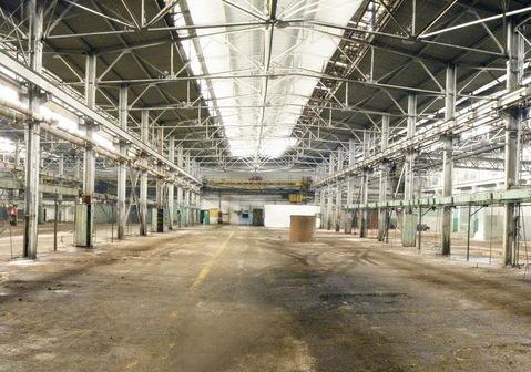 Сдам производственный комплекс 107225 кв.м. - Фото 1