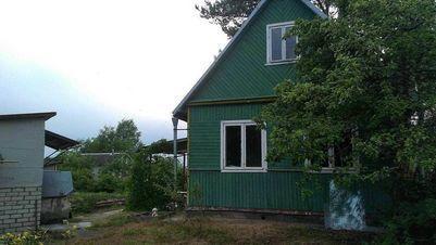 Продажа дома, Псковский район, 1-я линия - Фото 1
