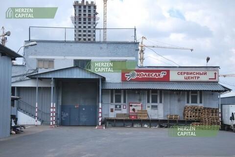 Аренда склада, м. Локомотив, Москва - Фото 4