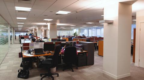 Аренда офиса в Москве, Чкаловская Курская, 837 кв.м, класс A. м. . - Фото 2
