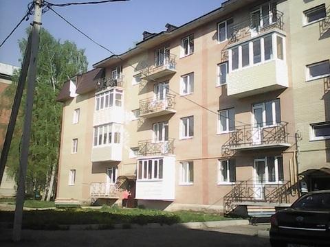 Квартира в новом доме пос.Красный профинтерн - Фото 2