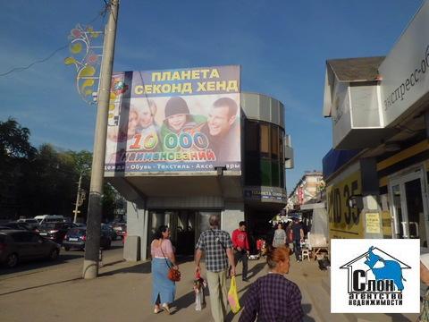 Сдаю торговое помещение 100 кв.м. на ул.Гагарина первая линия - Фото 1