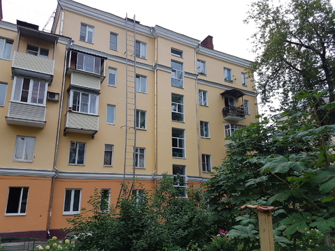 Продаются две комнаты в 4-х комн квартире г .Подольск, Дзержинского 3 - Фото 2