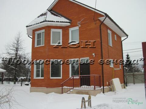 Дмитровское ш. 23 км от МКАД, Агафониха, Коттедж 94 кв. м - Фото 1