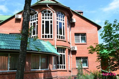 Аренда дома, м. Бунинская аллея, Коттеджный посёлок Озёрный - Фото 1